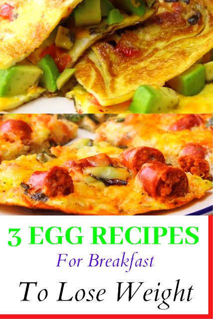 Egg Recipes For Breakfast To Lose Weight