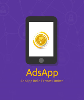 AdsApp Refer Earn Free Mobile Recharge