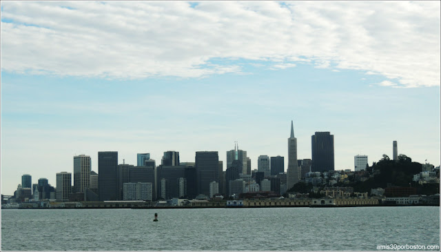 Skyline de San Francisco