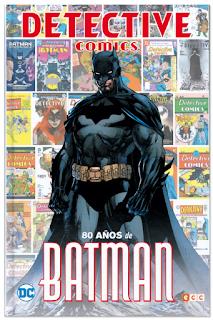 Detective Comics 80 años de Batman Edita ECC DC