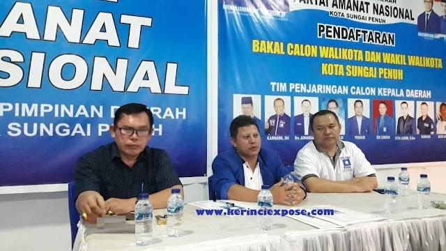 Ahmadi Zubir : Secara Historis PAN dan Muhammadiyah Tidak Bisa Dipisahkan