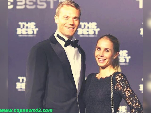 About Marriage Out With Manuel Neuer And Nina Neuer