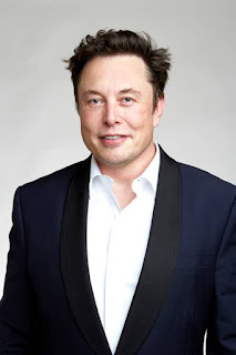 Elon Mask | Image Source : Wikipedia