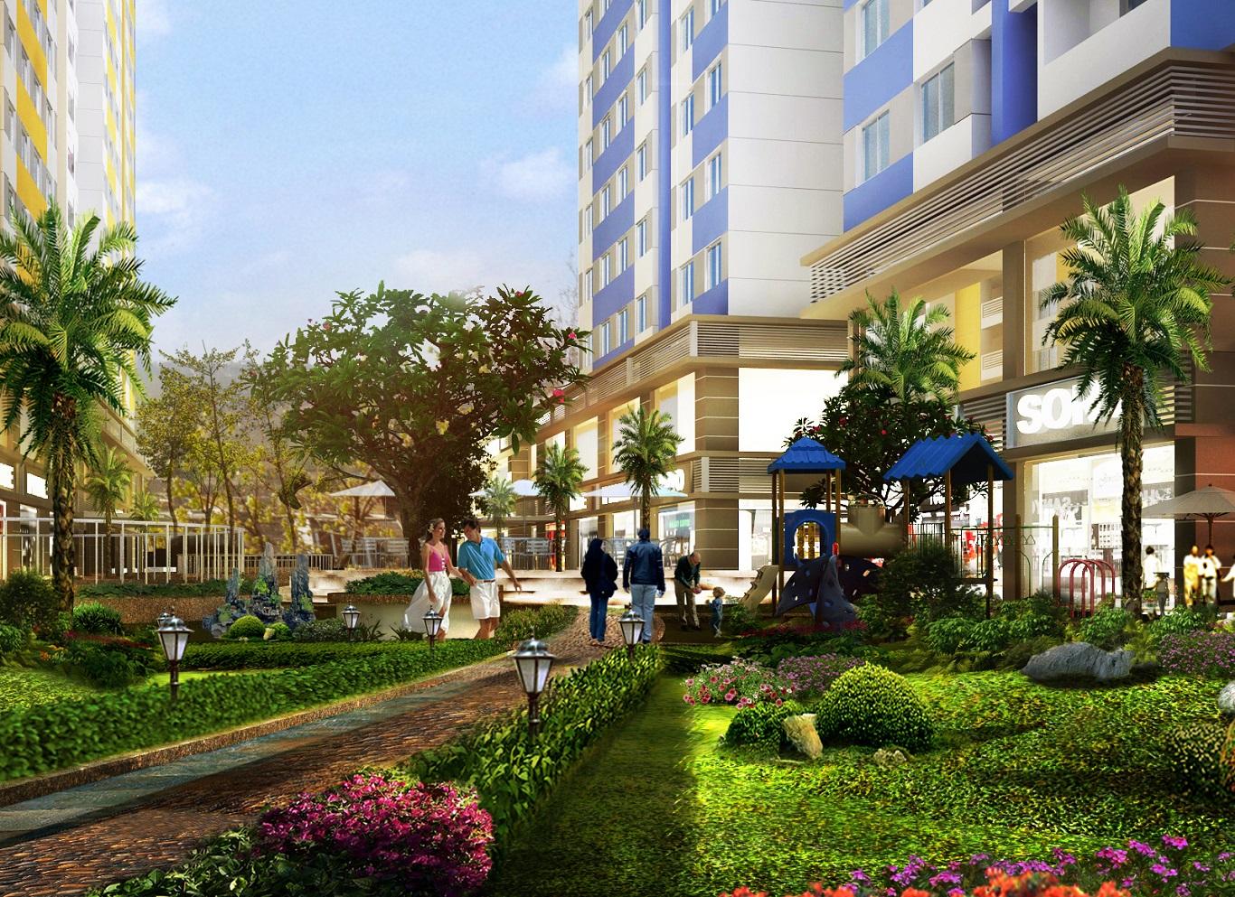 Tiềm năng dự án Grand Central Quận 3