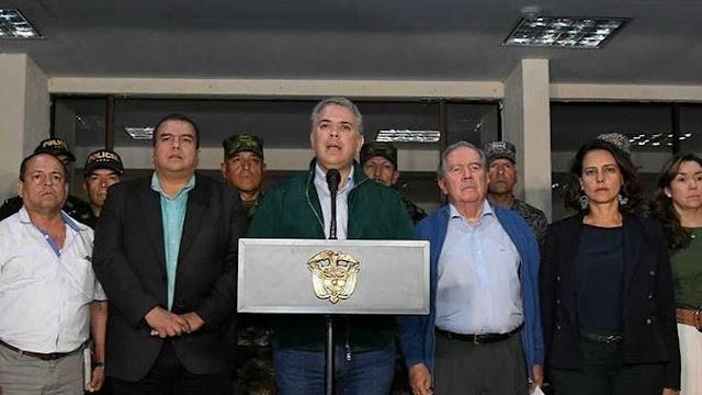 Colombia no pierde la cabeza por el despliegue militar de Maduro en la frontera