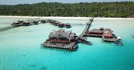 Pulau Maratua, Kalimantan Timur