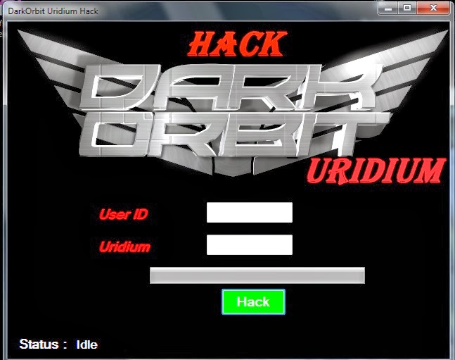 darkorbit uridium tool