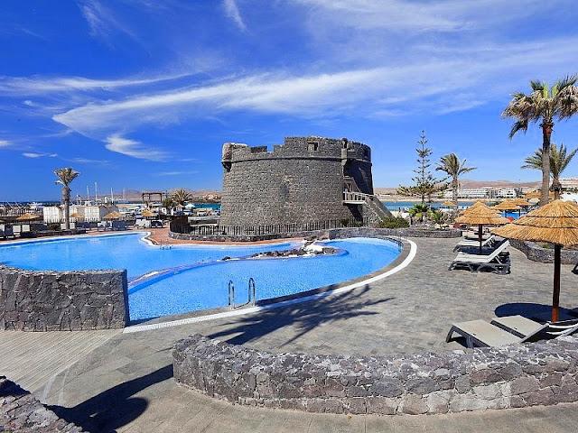 Caleta de Fuste (Fuerteventura).