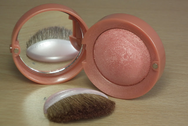 Bourjois Little Round Pot Rose Coup De Foudre Blush