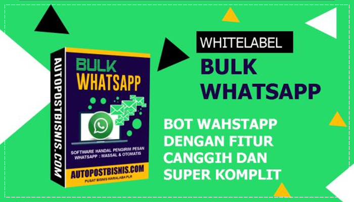 Bulk Whatsapp Paket Personal