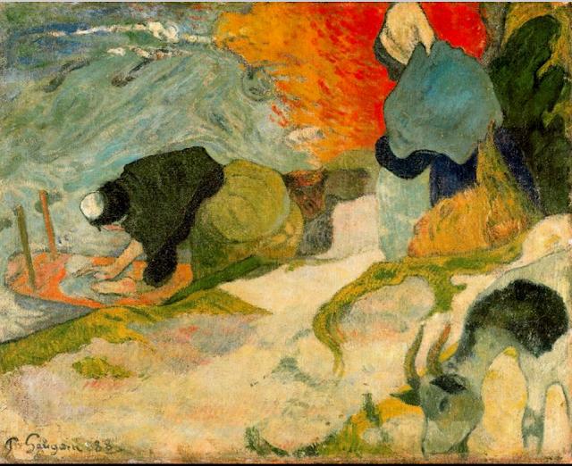 pintura Gauguin