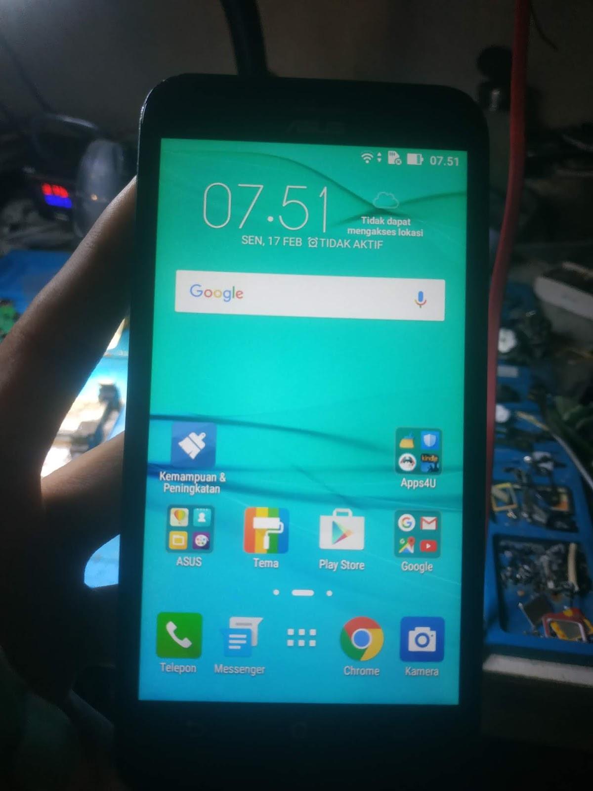 Cara Ganti Emmc Z00rd Skhynix Samsung Jtmc Tested