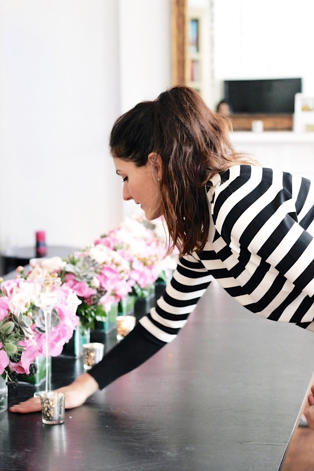 Fabienne Egger floristry classes