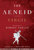 The Aeneid by Robert Fagles, tells the story of Laocoön and His Sons.