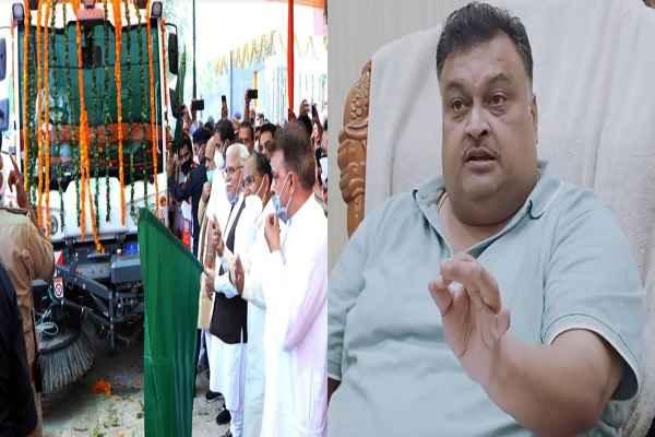 faridabad-congress-leader-lakhan-singla-bjp-mla-narendra-gupta