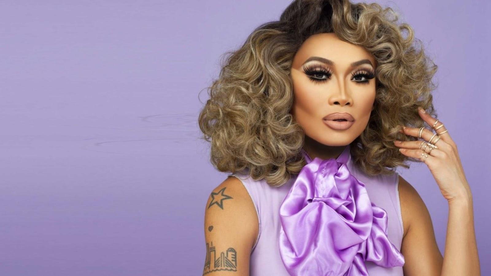 Jujubee (Season 2, All Stars 1) - metroscene mag- RuPaul's Drag Race All Stars 5