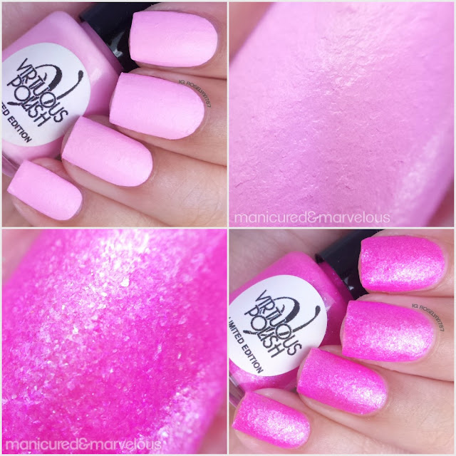 Virtuous Polish - LE Valentine Duo