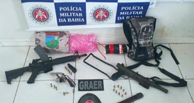 Três suspeitos de explodir empresa em Eunápolis morrem em confronto