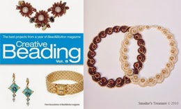Smadars treasure publications creative beading vol 8 fandeluxe Images