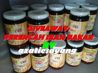 http://azatiesayang.blogspot.my/2016/05/giveawayperencah-ikan-bakar-by.html