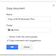 G Suite Updates Blog: Copy comments and suggestions in Google Docs, Sheets, and Slides
