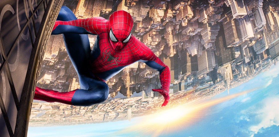 "Amazing Spider-Man 2 surpassed the first two-day box office receipts of previous record-holder ""Iron Man"""