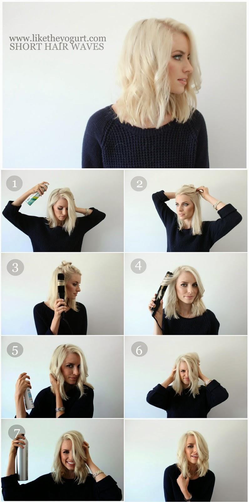 hair tutorials for short hair - photo #25