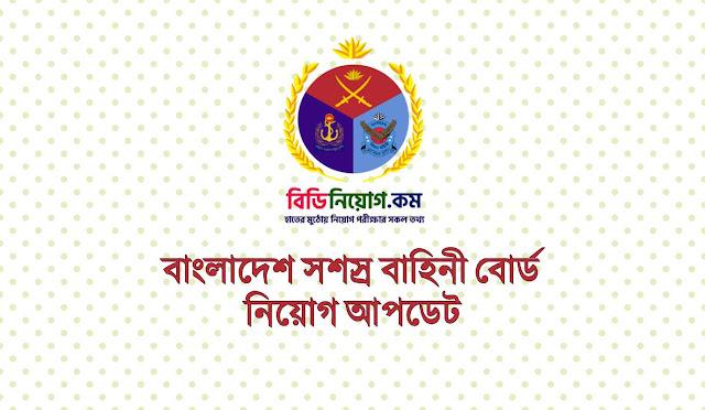 Bangladesh Armed Services Board (BASB) Job Circular 2019 | Apply Process