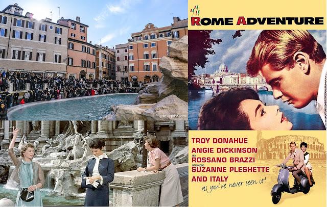 Filmes ambientados em Roma