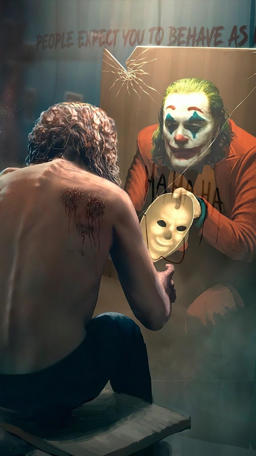 Joker Movie Mobile Wallpaper