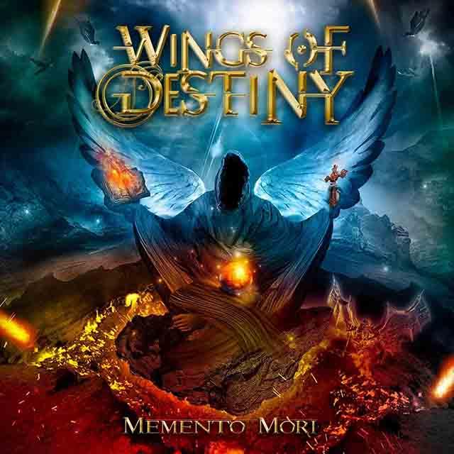 """Ο δίσκος των Wings of Destiny """"Memento Mori"""""""