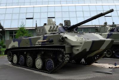 БМД-4 ттх характеристики вооружение