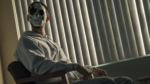 The punisher saison 2 Steve Lightfoot Screenshooter Ben Barnes
