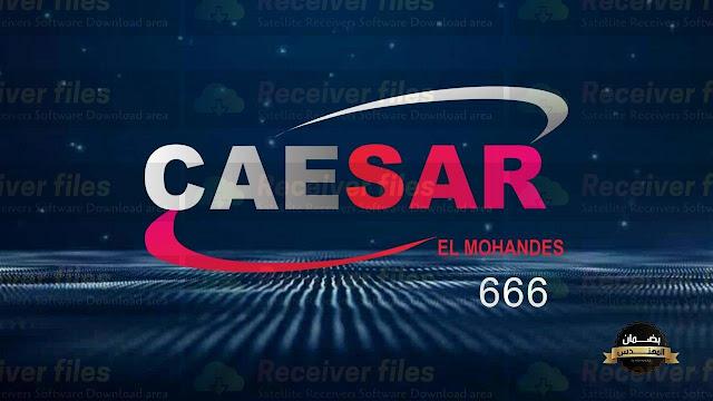 CAESAR 666 HD 1506TV 512M 4M SVA1 New Software 13-7-2021