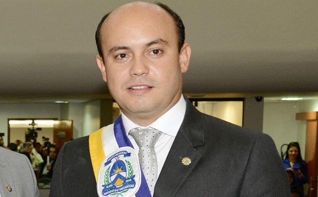 Ex-governador Sandoval Cardoso está preso no Tocantins