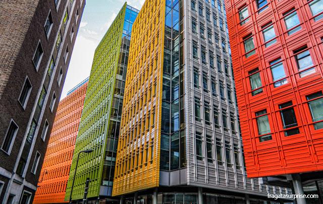 Londres - a arquitetura de Spitalfields
