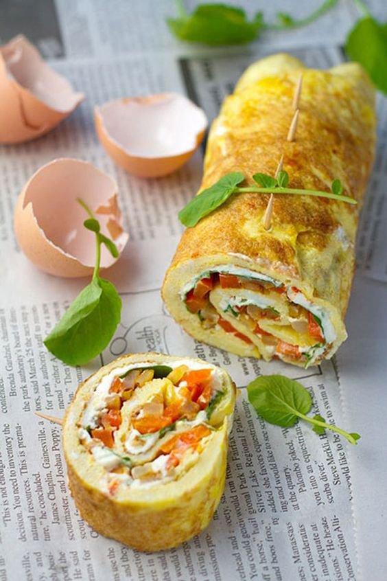 Швидкий сніданок: як оригінально подати яєчню із зеленню