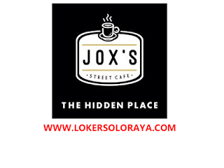 Lowongan Kerja Solo Agustus 2020 di The Hidden Place By Jox's
