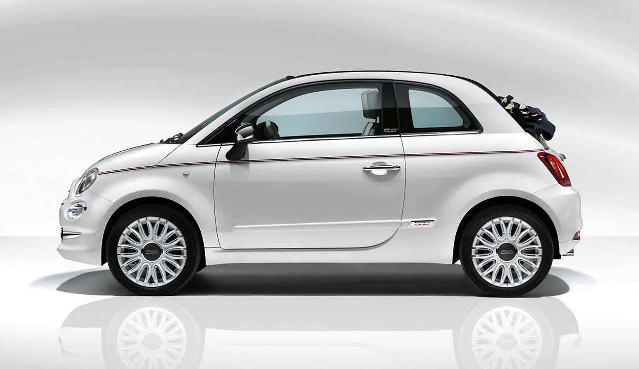 brand new 4cb1f 3cbb4 Listino Fiat 500 Dolcevita