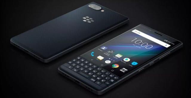 Blackberry KEY2, Smartphone keren dengan RAM 6 GB