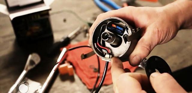 sustituir platinos por encendido electronico