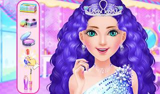 Royal Girl Makeup