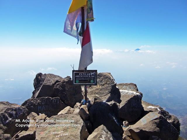 Jalur Pendakian Gunung Arjuno