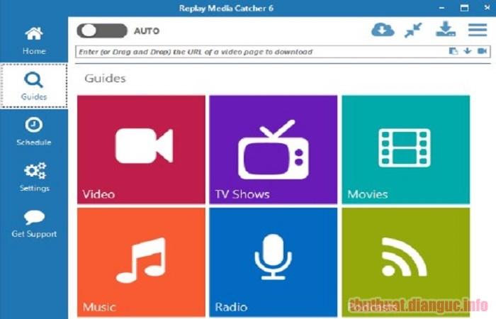 Download Replay Media Catcher 7.0.2.1 Full Crack