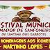 1º Festival Municipal Amador de Sanfoneiro em Santana dos Garrotes será no próximo dia 19 de julho