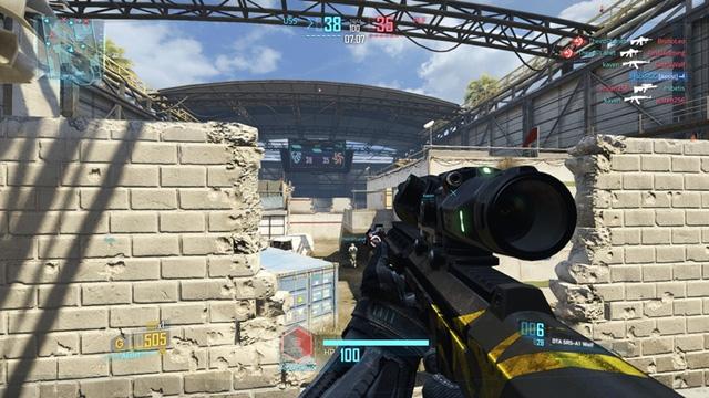 Tải game Xuất Kích bắn súng hay nhất 2016