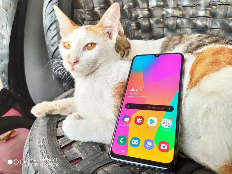 Benchmark AnTuTu Exynos 7904 di Samsung Galaxy M30