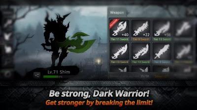 Dark Sword Mod Apk