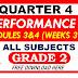 SECOND PERFORMANCE TASK GRADE 2 Q4