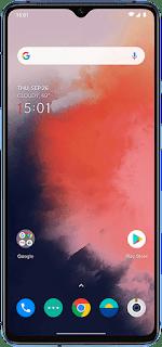 شاشة موبايل وان بلس OnePlus 7T